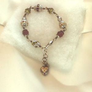 Earth colored bracelet